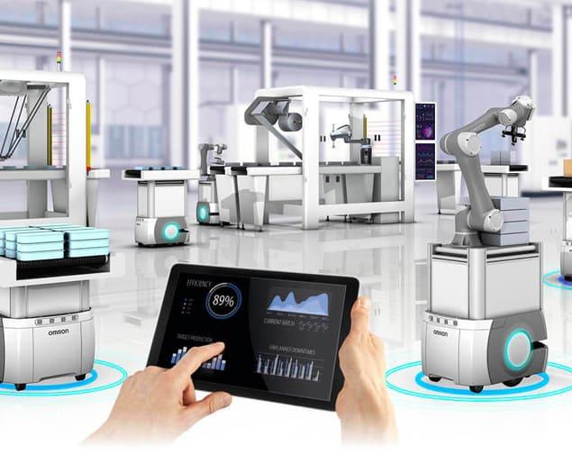 Robotique : Chargement et Manipulation
