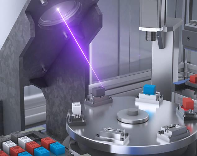 Robotique : Marquage et Gravage